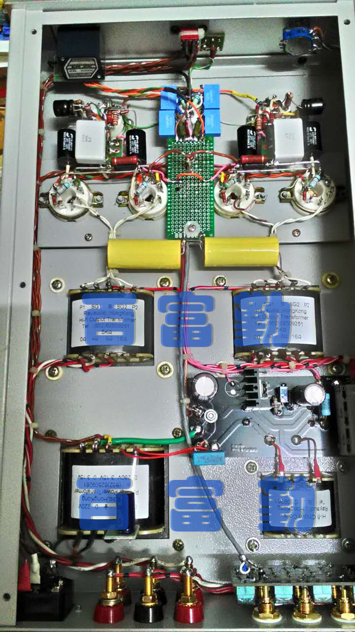 胆机输出变压器